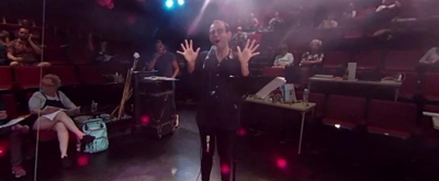 VIDEO: Get a 360 Degree Look at Boston Lyric Stage's KISS OF THE SPIDERWOMAN Sitzprobe