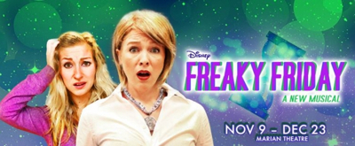 New FREAKY FRIDAY Musical to Launch PCPA's 54th Season This Fall