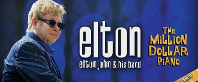 Elton John Announces Final Shows of  Critically-Acclaimed Caesars Palace Residency