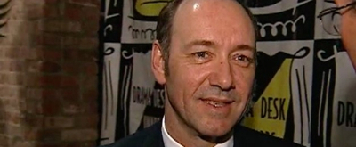 MasterCard Presents: Broadway Beat's Priceless Moments #39 Kevin Spacey