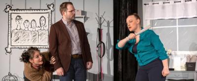 Review: SYLVIA at Alban Arts Center
