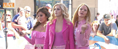 VIDEO: The Cast of the Tony Nominated MEAN GIRLS Musical Strut Their Stuff on THE TODAY SHOW!