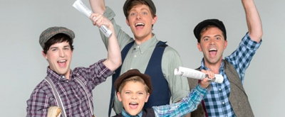 VIDEO: First Look at NEWSIES at Theatre Tulsa!
