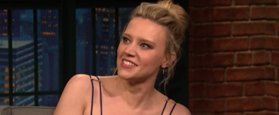 VIDEO: Kate McKinnon Chats Playing Rudy Giuliani on SNL & More on LATE NIGHT