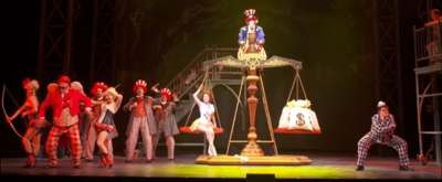 VIDEO: See The Cast of TUTS' RAGTIME Perform 'Crime of the Century'