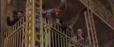 VIDEO: HADESTOWN Celebrates 14 Tony Nominations on the Balcony of the Walter Kerr Theatre