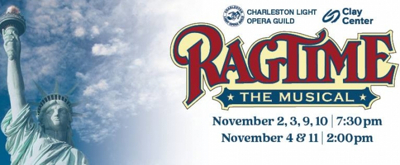 BWW Feature: An Interview With Two Stars of RAGTIME, a Charleston Light Opera Guild Production Heading To THE CLAY CENTER In November!
