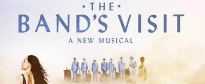 Bid Now on 2 Tickets to THE BAND'S VISIT and a Backstage Tour in NYC