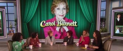 VIDEO: Carol Burnett Reveals Her Dream to Visit the Moon on THE TALK
