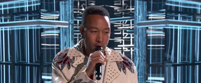 VIDEO: Watch John Legend Perform A GOOD NIGHT at the 2018 Billboard Music Awards