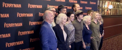 BWW TV: What's THE FERRYMAN All About? The Broadway Cast Explains!