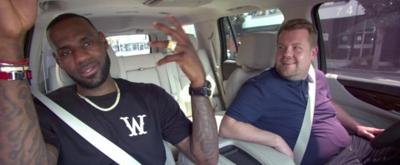 VIDEO: Sneak Peek -LeBron James & James Corden on CARPOOL KARAOKE Finale