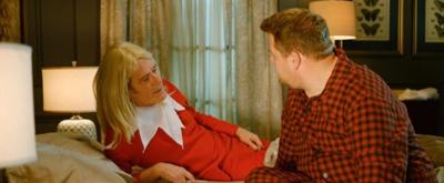 VIDEO: Bryan Cranston is James Corden's Super Creepy 'Elf On the Shelf'