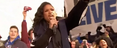 VIDEO: Jennifer Hudson Delivers A Powerful Performance at March for Our Lives