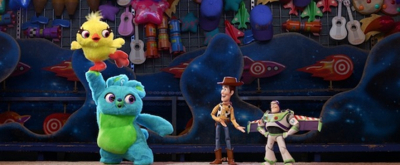 VIDEO: Keegan-Michael Key and Jordan Peele to Voice Ducky and Bunny in New TOY STORY 4 Teaser
