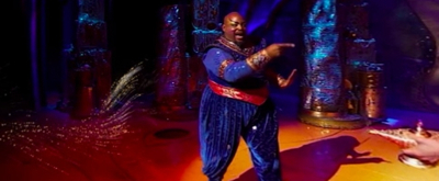 VIDEO: Watch 'Friend Like Me' From ALADDIN in 360!