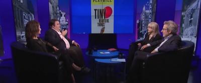 Theater Talk: Nia Vardalos & Marshall Heyman Talk TINY BEAUTIFUL THINGS