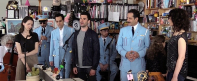 BWW Exclusive: THE BAND'S VISIT Takes DC! Go Behind the Scenes of the Cast's Trip to the Tiny Desk!