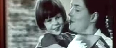 Video Flashback: Kerry Butler Stars in Detergent Commercial in 1974