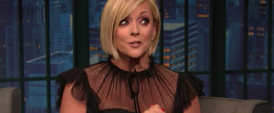 VIDEO: Jane Krakowski Relives Her Dangerous Broadway Debut & More on LATE NIGHT WITH SETH MEYERS