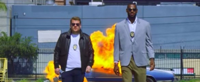 VIDEO: First Look - LeBron James & James Corden on Next CARPOOL KARAOKE: THE SERIES