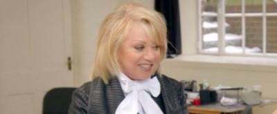 VIDEO: Elaine Paige Revisits Her EVITA Rehearsal Room