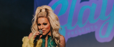 Photo Flash: COURTNEY ACT at Glasgow's Classic Grand
