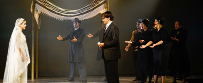 BWW Review: KING OF DOGS Commands the Stage at Beit Lessin Theatre