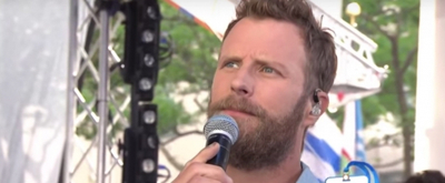 VIDEO: Dierks Bentley Chats Fatherhood, His New Album MOUNTAIN, & More on TODAY