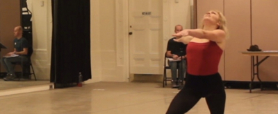 VIDEO: Watch Robyn Hurder Get Ready to Take on Cassie for A CHORUS LINE!