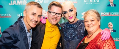 BWW TV: Find Out What Everybody's Taking About on the Red Carpet for EVERYBODY'S TALKING ABOUT JAMIE!