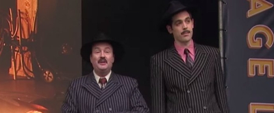 VIDEO: The Cast of KISS ME, KATE Performs at West End Live