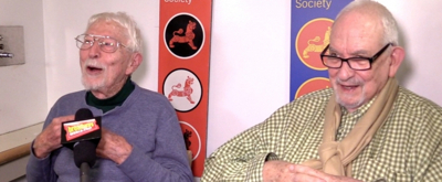 BWW TV: Try to Remember... Broadway Legends Tom Jones and Harvey Schmidt Recall Career Highlights