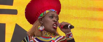 VIDEO: The Cast of THE LION KING Performs at West End Live
