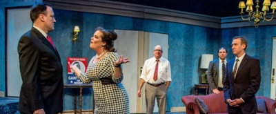 BWW Review: THE BEST MAN at Madison Theatre Guild