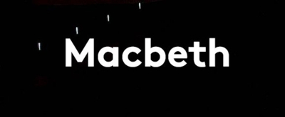 MACBETH Comes To Opernhaus Zurich 10/14