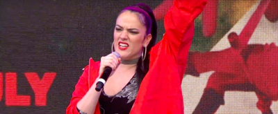VIDEO: CIRCOLOMBIA Takes the Stage at West End Live