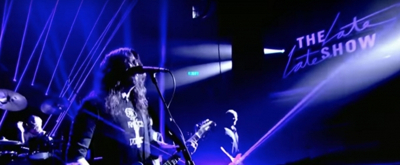 VIDEO: The Foo Fighters Perform BEST OF YOU On THE LATE LATE SHOW WITH JAMES CORDEN