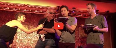 VIDEO: Ben Platt Sings 'Finishing the Hat' & More Fun at 54 Below