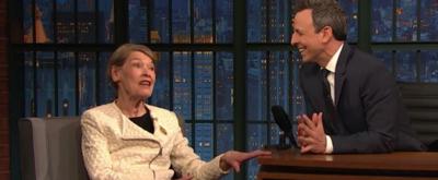 VIDEO: Tony Winner Glenda Jackson Reveals What's Harder Than Playing KING LEAR