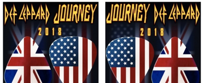 Journey & Def Leppard Set Colossal Co-Headlining North American Tour