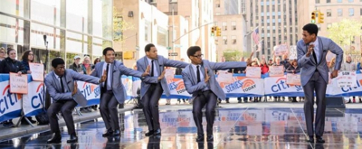 VIDEO: The Cast of AIN'T TOO PROUD Performs on TODAY