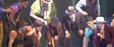 VIDEO: Get A First Look At TUTS' Latin-Inspired GUYS AND DOLLS