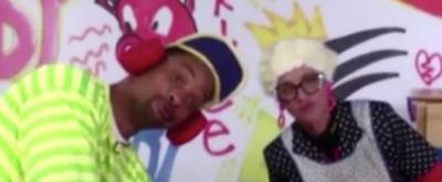 VIDEO: Will Smith & Ellen DeGeneres Recreate THE FRESH PRINCE OF BEL-AIR