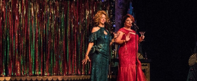 Photo Flash: A Bawdy, Boozy, Over-the-Top First Look at THE LOUSH SISTERS Holiday Show at CPT