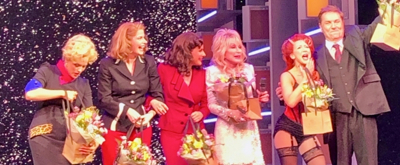 VIDEO: West End Cast of 9 TO 5 Performs Title Song