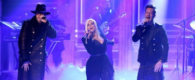 VIDEO: Bebe Rexha Performs 'Meant to Be' ft. Florida Georgia Line on TONIGHT