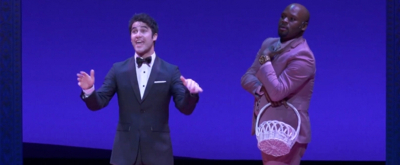 VIDEO: Turn Things Around with Highlights from Record Breaking BROADWAY BACKWARDS