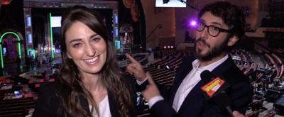 BWW TV: Radio City or Bust! Sara Bareilles, Josh Graban & The Cast of SPONGEBOB SQUAREPANTS Gear Up for the Tonys