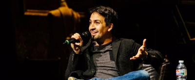 Photo Flash: Lin-Manuel Miranda Raises Funds for Puerto Rico at the Geffen